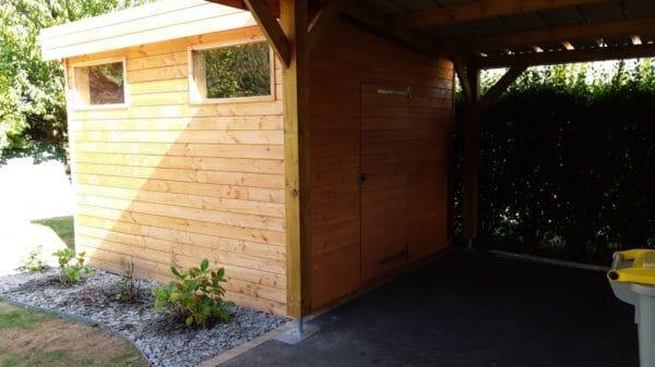 Abri de jardin 1 - Mobilier de jardin