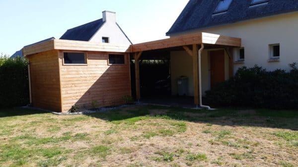 Abri de jardin et carport - Mobilier de jardin