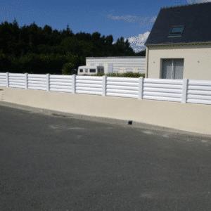 Brise vue PVC - Clôtures