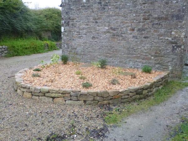 Muret pierres seches 3 - Muret en pierre