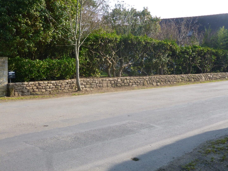 Muret pierres seches - Murets