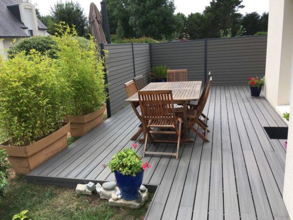 Terrasse bois composite Loctudy Plobannalec Lesconil 1 - Terrasse composite