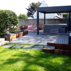 Terrasse composite - Terrasses