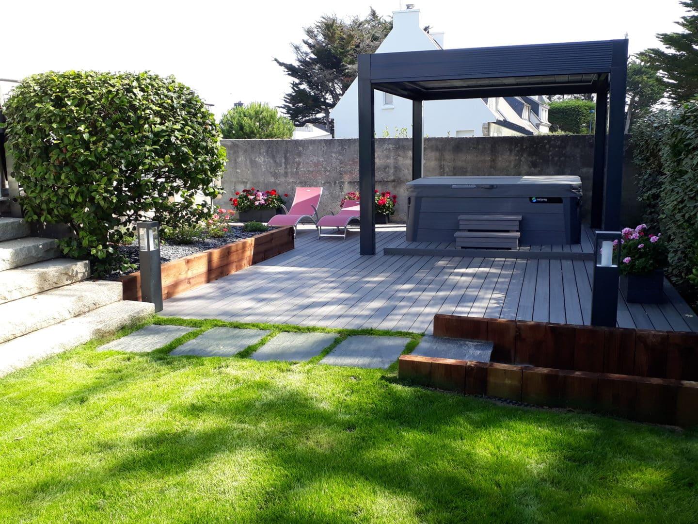 Terrasse composite - Terrasse composite
